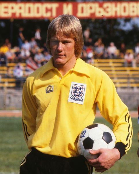 Gary Bailey - England U21
