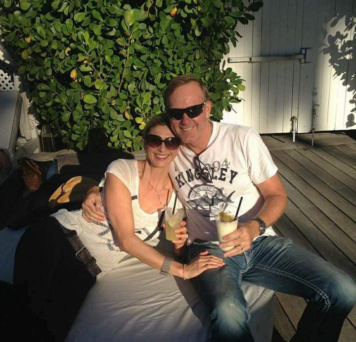 Gary Bailey and Michelle McLean-Bailey